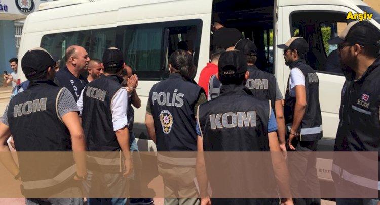 Göçmen Kaçakçılığına 11 Gözaltı!
