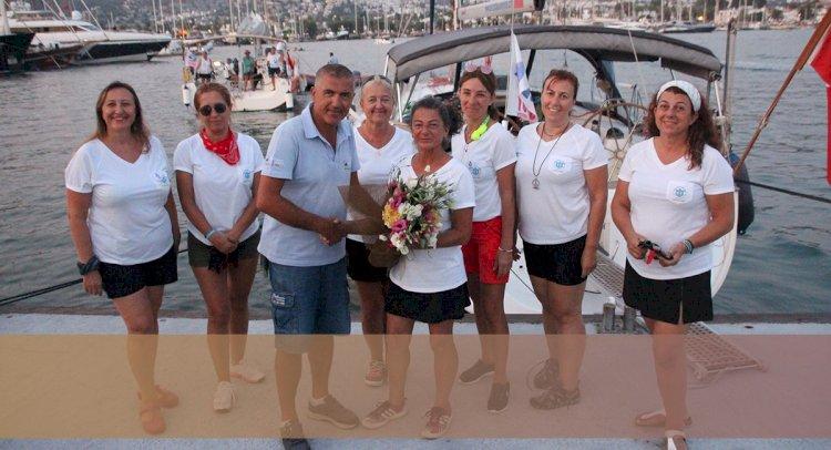 Denizci Kadınlar Bodrum'a Döndü