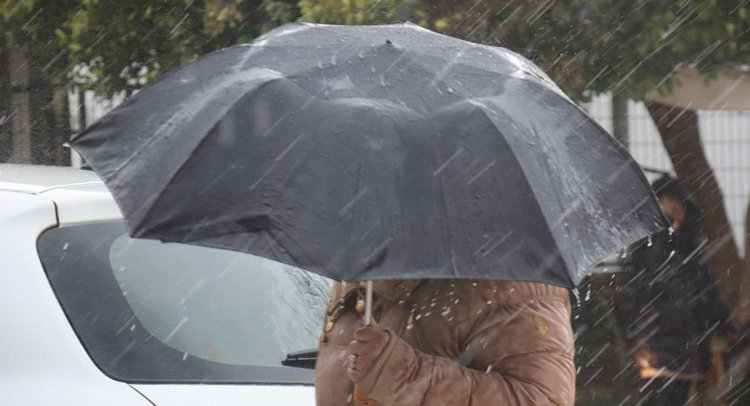 Meteoroloji'den Ege Bölgesi için kuvvetli yağış uyarısı