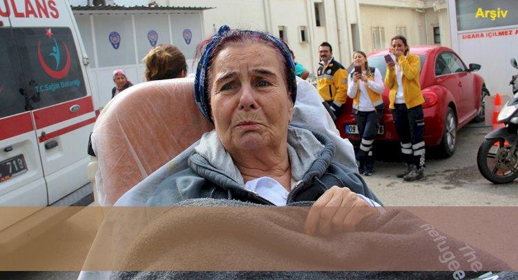 Fatma Girik Yine Hastaneye Yatırıldı