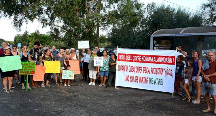 Ralli Şampiyonasına Protestoya 'Pankart Yasağı' Engeli