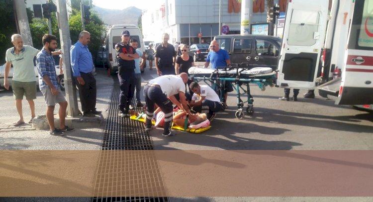Pazar Yoğunluğu Kazaları Artırıyor!