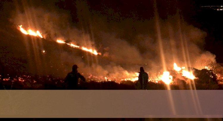 Aynı Bölgede Yine Yangın Vardı!