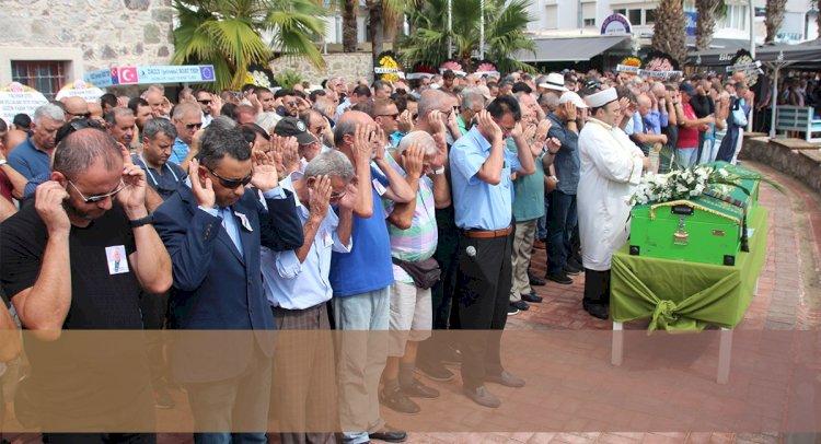 Yalıda 23 Yıl Sonra İlk Cenaze Namazı