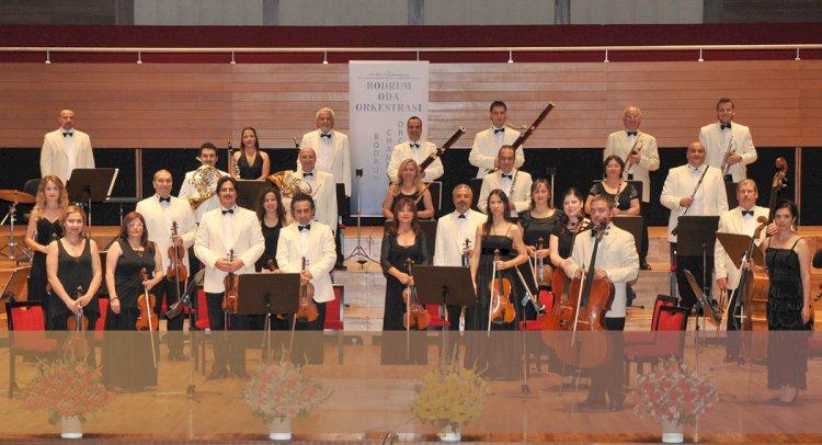 Oda Orkestrasından Kuruluş Konseri