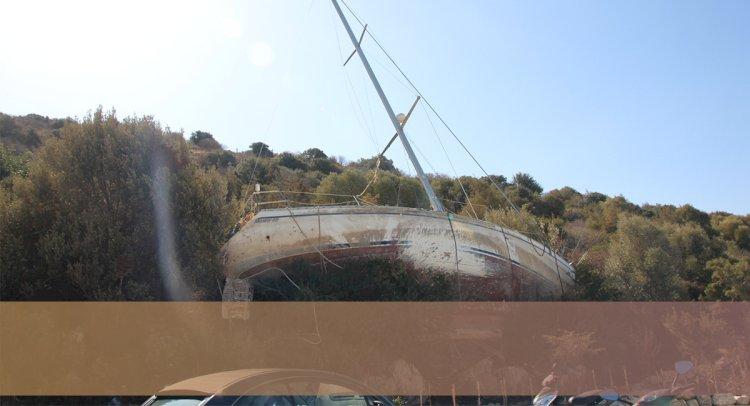 O Tekne Nihayet Kaldırıldı!