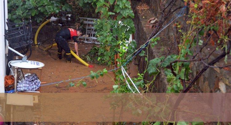 Metrekareye 85 Kilogram Yağış Düştü