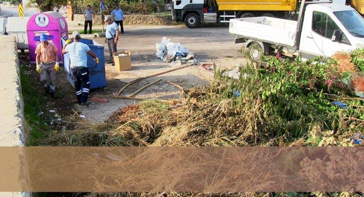 Bir Bölgeden 85 Ton Atık Topladılar