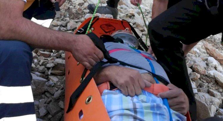 Fethiye'de 1 Yamaç Paraşütü Kazası Daha!