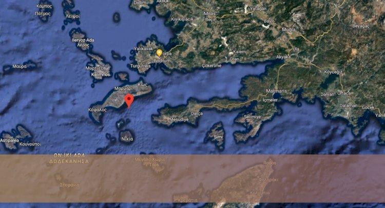 Kos Adası'nda Deprem!..
