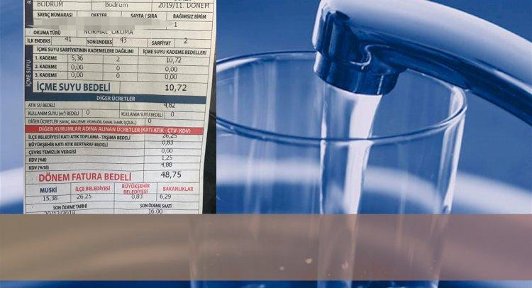 Büyükşehir'den Su Faturası Açıklaması