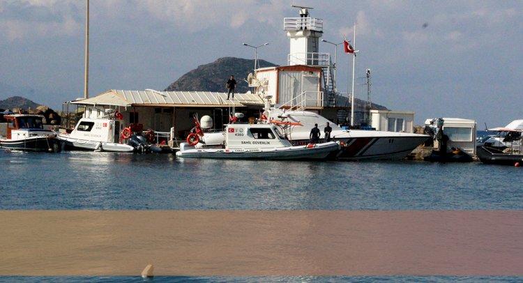 Göçmen Teknesi Battı!..