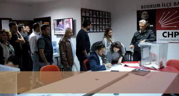 CHP'de Delege Seçimleri Sürüyor...