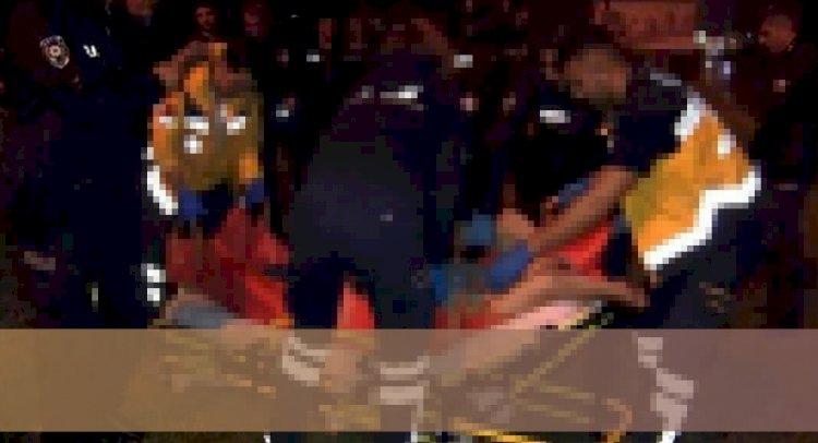 Çırkan'da 3 Kişi Bıçaklandı!..