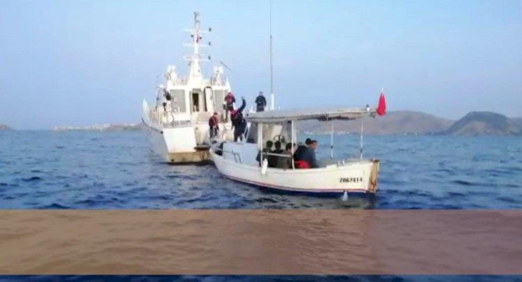 Balıkçı Görünümünde Kaçma Girişimi!