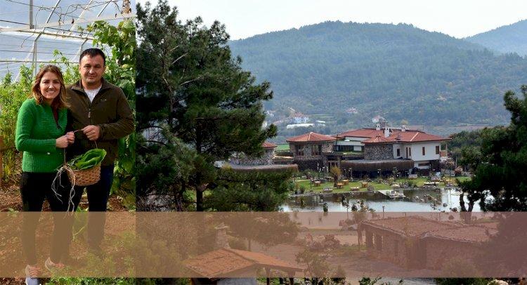 Köyüne 10 Milyon Liralık Yatırım Yaptı