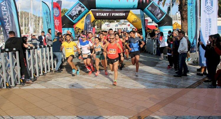 BodRun Ultra Maratonu Koşuldu