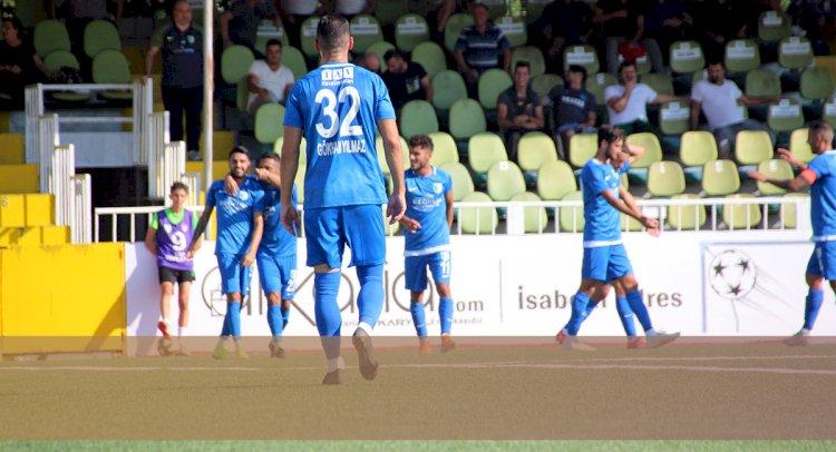 Bodrumspor'da Play-Off Hesapları