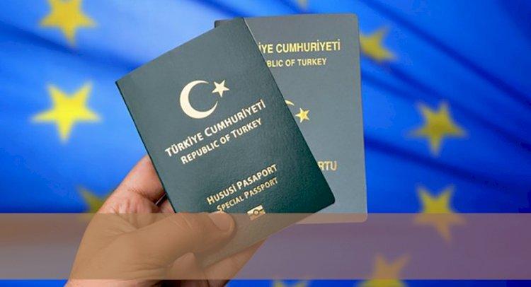 Avrupa'dan Pasaport Hamlesi!..