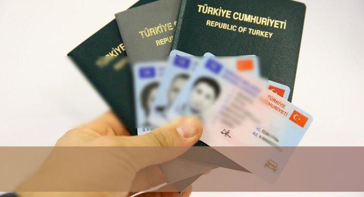 Kimlik, Pasaport ve Ehliyet Açıklaması