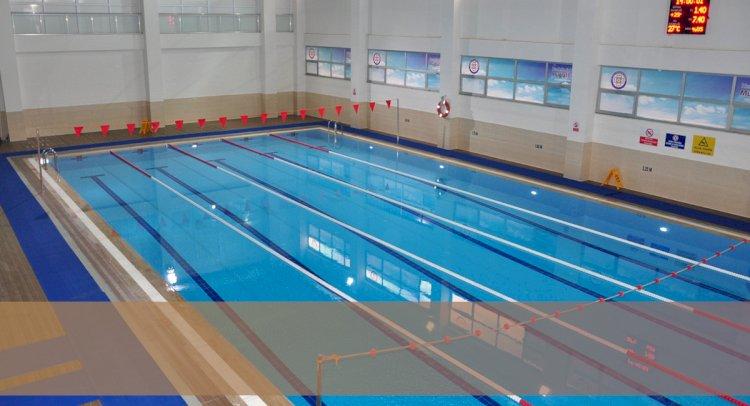 Milas Kapalı Yüzme Havuzu Yenilendi