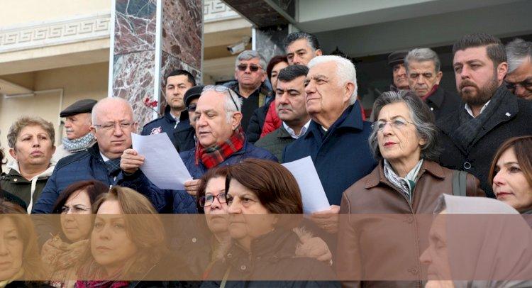 Muğla CHP'den, Kanal İstanbul'a İtiraz