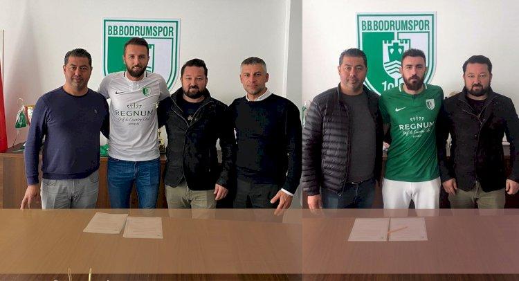 Bodrumspor'dan 2 Yeni Transfer