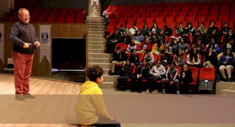 Öğrencilere Sınav Motivasyonu Eğitimi