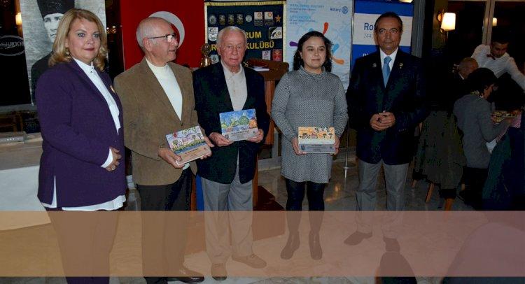 Rotary Ödülleri Sahiplerini Buldu