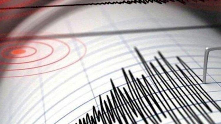 Manisa'da Korkutan Deprem!..