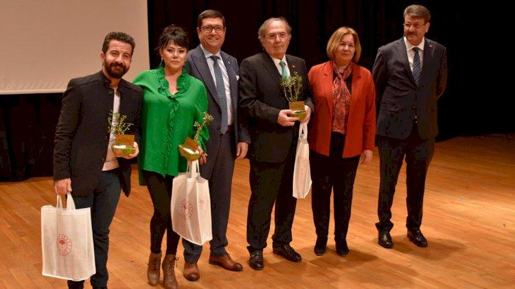 Zeytinyağı Kalite Ödülleri Verildi