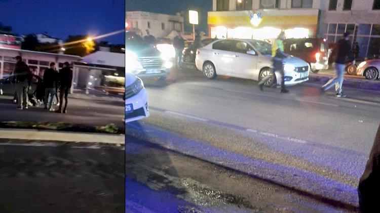 Aracın Çarptığı Yaya Yaralandı!..