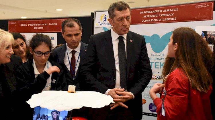 Milli Eğitim Bakanı Selçuk Muğla'ya Geldi