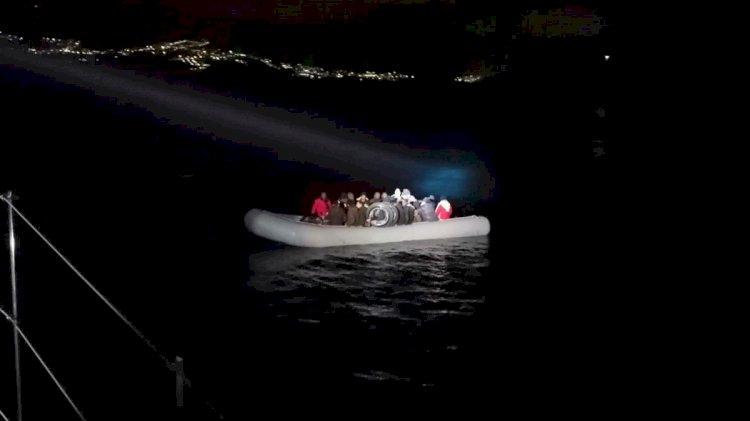 33 Kaçak Göçmen Daha Yakalandı