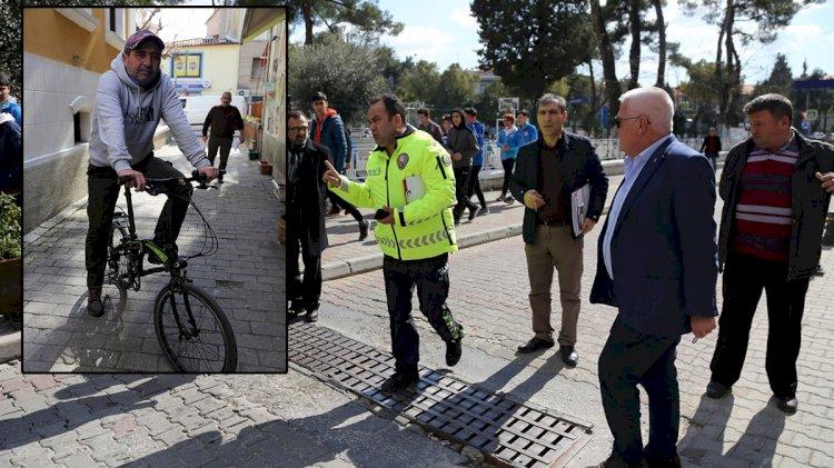 Mazgal Yüzünden Yaralandı, Belediyeye Dava Açtı!