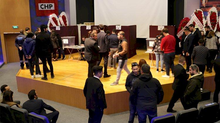 CHP'li Gençler Sandık Başına Gitti...