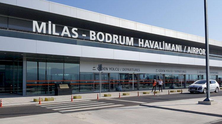 Milas'ta 'Bodrum Havalimanı' Tepkisi!