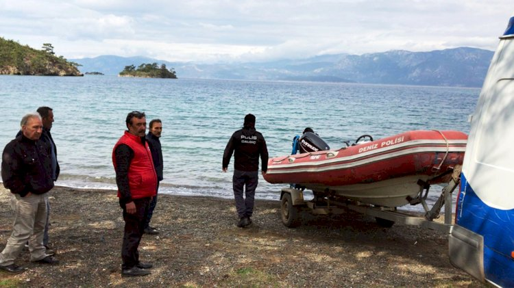 Denize Açılan 3 Kişi 2 Gündür Kayıp!