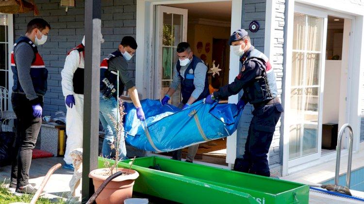 İki Kişi Evlerinde Öldürülmüş Olarak Bulundu!