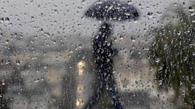 Yağış Aralıklarla Etkili Olacak!