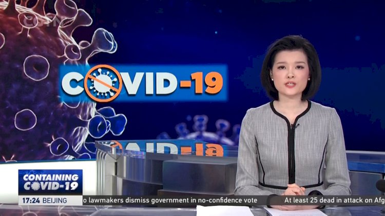 Bodrum, Çin Devlet Kanalına Haber Oldu