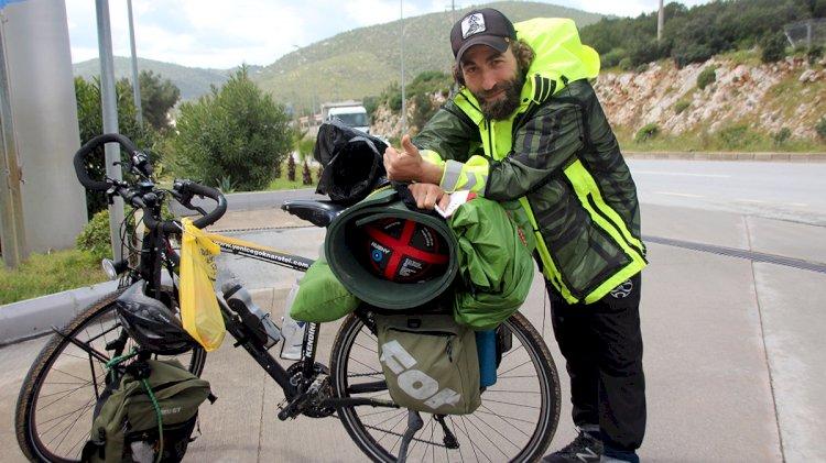 Karantina Günlerinde Bisiklet Turu!