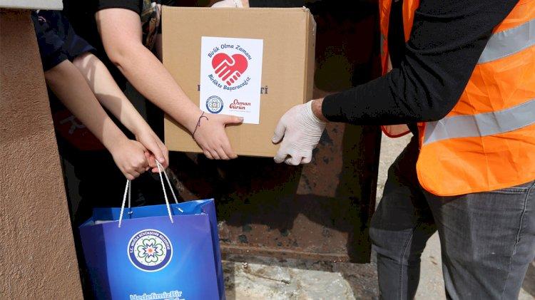 İhtiyaç Sahibi Vatandaşlara Destek Paketleri