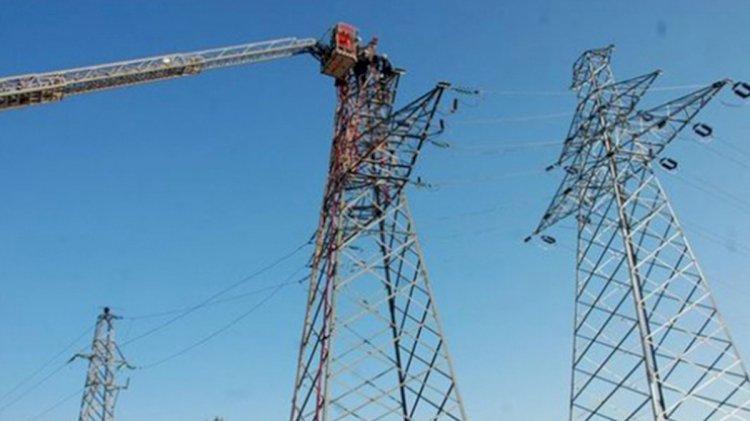 Elektrik Akımına Kapılan İşçi Öldü
