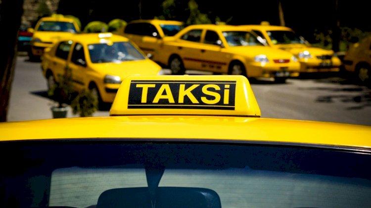 İçişleri Bakanlığı'ndan 'Taksi' Genelgesi!