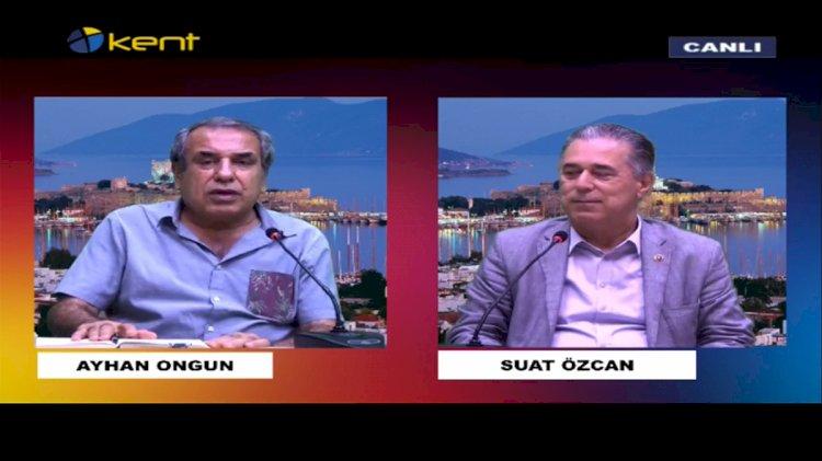Milletvekili Özcan Kent'e Konuk Oldu