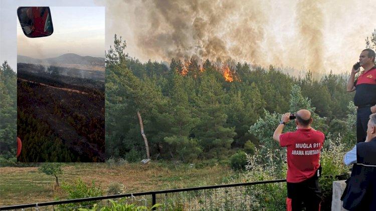 Yangında Sabotaj Şüphesi Araştırılıyor!