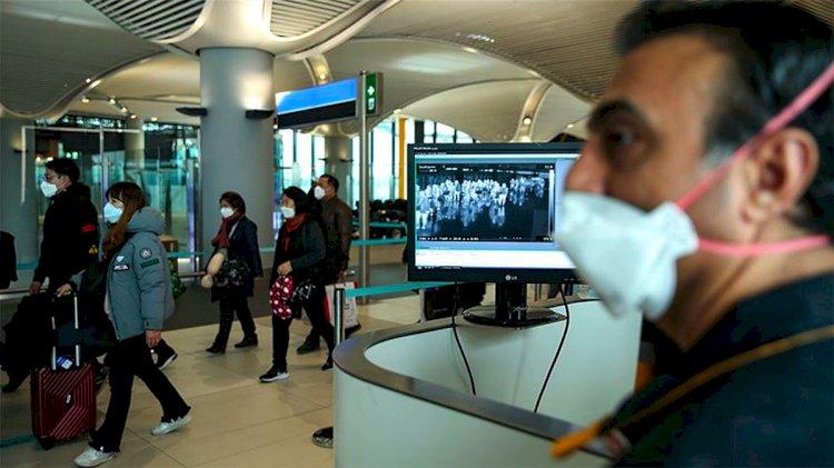 Havalimanında Tedbirler Alındı