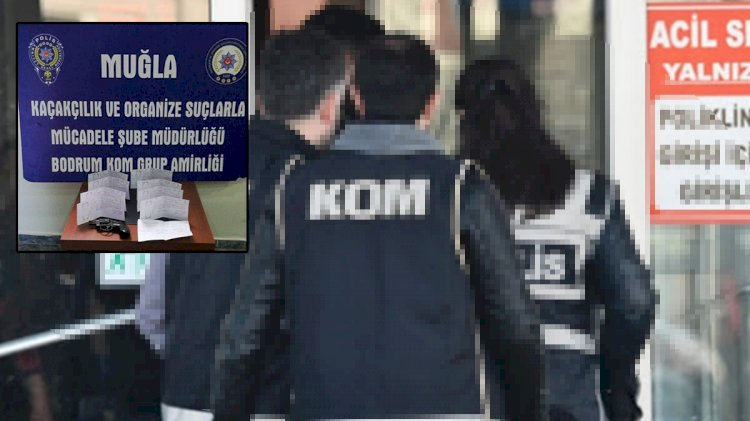 KOM Operasyonunda 3 Gözaltı!