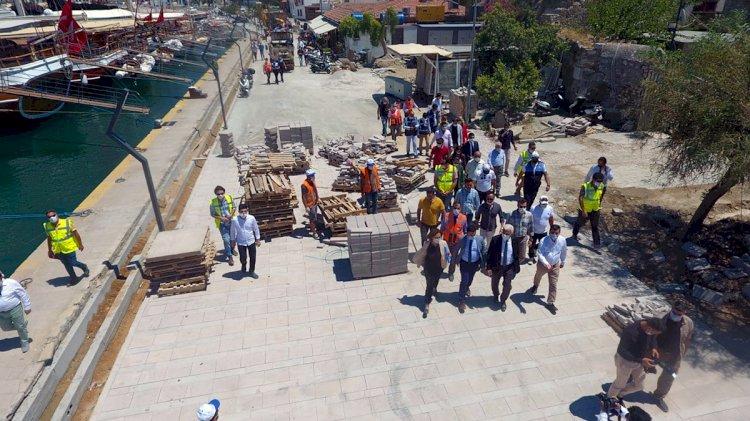Liman 15 Haziran'da Hizmete Giriyor